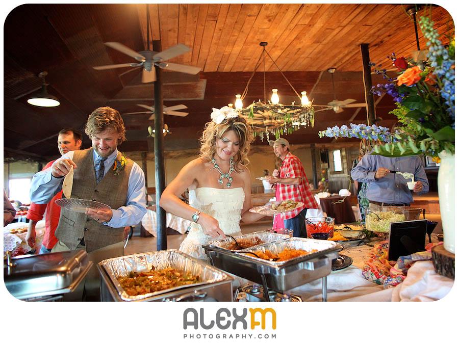 Kim Chris Wedding Photography Ramage Farms Alexm Photography