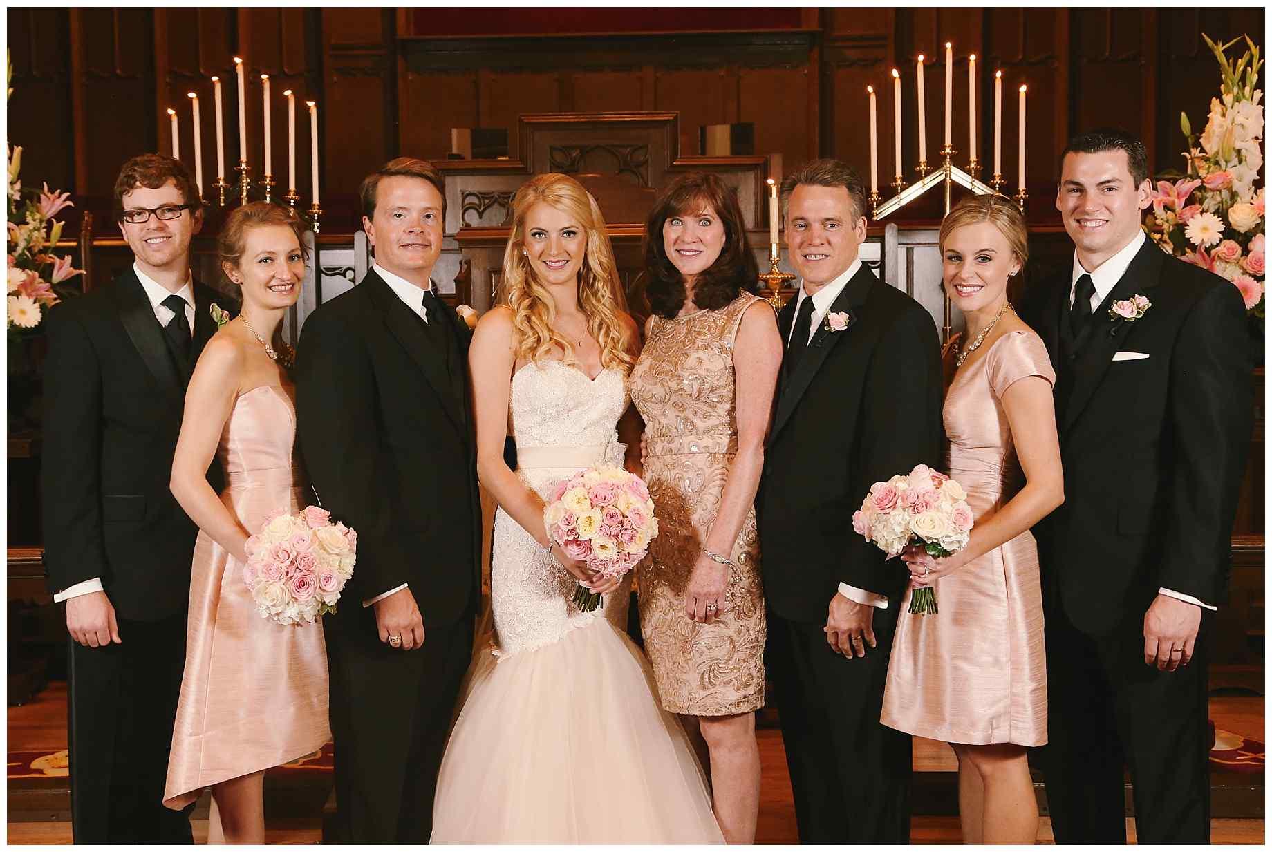 Favorite Part Of A Wedding Family Photos Alexm Photography